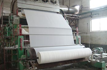 Sanitary Paper Production line