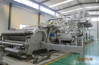 25t/d Toilet/Tissue Paper Production Turn-key Project