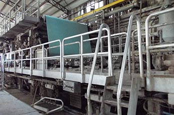 50t/d Testliner Paper Production project Oman