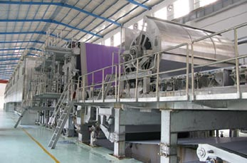 Cultural Paper Production Line Supplier