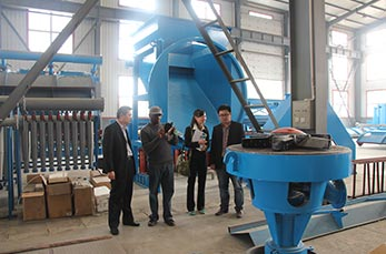 Zambia Customer Visited Leizhan Factory