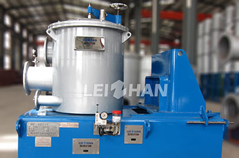 ZNS Series Mid Consistency Pressure Screen Manufacturer