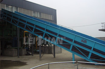 Conveying Solution for Paper Making Industry