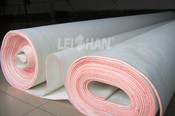 Lezhan Felts: Efficient Pulp Dewatering Products