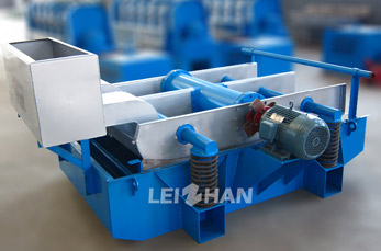 China Vibrating Screen Machine for Paper Making