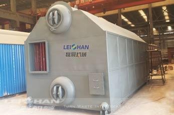 Leizhan Boiler for Paper Plant