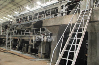 4200 Triassic Net Multi-cylinder Kraft Paper Machinery