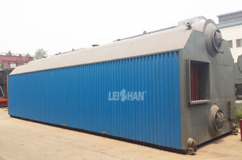 Reliable Boiler for Paper and Pulp Industry