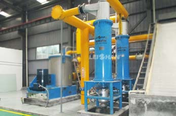 Cleaner Machines for Paper Pulp Making Line