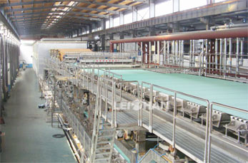 Packaging And Wrapping Paper Processing Machine