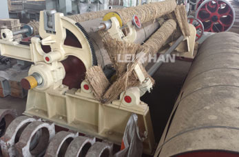 Reeling Machine for Paper Production Line