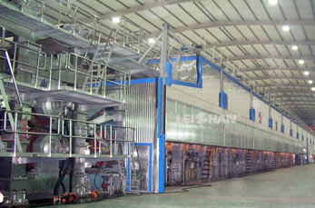 Kraft/Testliner Paper board Making Machinery