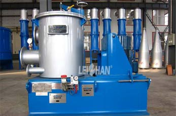 Mid Consistency Pressure Screen for Pulp Making Process