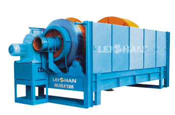 Drum Screen Paper Pulping Machine