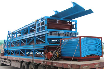 Chain Conveyor Material Handling Machine