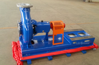 LEIZHAN Pulp Pump for Pulp Production Process