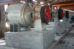 Defibering Machine for Pulp Making Line
