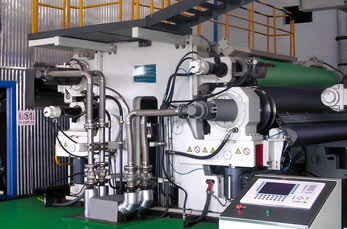 Calendering Equipment for Papermaking Process