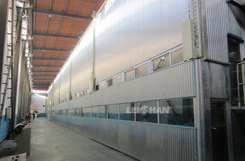 Dryer Section of Paper Machine