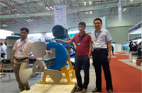 Leizhan Attended the Vietnam Paper 2015