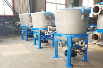 FQJ Series Light Impurity Separator