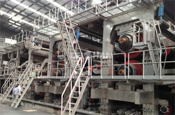 30T/D Packaging Paper Production Line