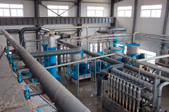 Absorbent Craft Paper Production Plant