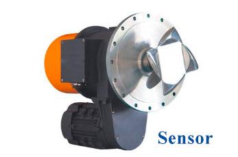 Paper Pulp Consistency Sensor