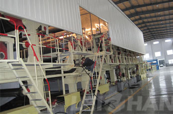 4600-corrugated-paper-machine