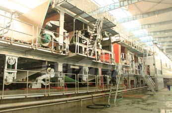 double-layer-carton-paper-machine