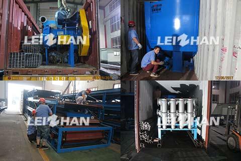 500tpd Corrugated Paper Making Machine Nigeria