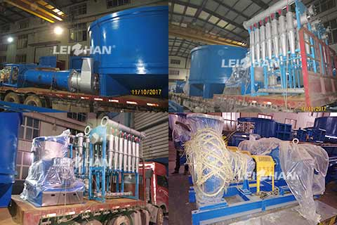 220tpd T Paper Making Machine Vietnam
