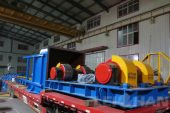 Drum Pulper Spare Parts For 200,000t/a Pulping Line