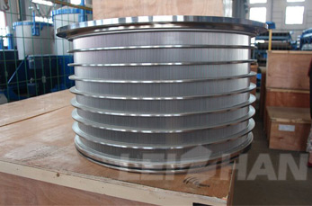 pressure screen basket manufacturer