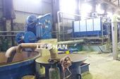 130TPD Tube Paper Pulping Line Ukraine