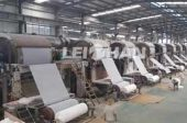 2400mm Fourdrinier Tissue Paper Machine