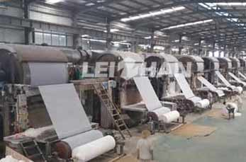 2400mm-fourdrinier-tissue-paper-machine