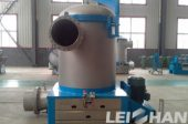 Inflow Pressure Screen In Pulping Line