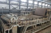 2700mm Kraft Paper Testliner Machine Price