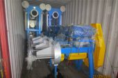 60T/D Carton Paper Corrugated Paper Pulping Line Delivery Site