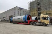 Drum Pulper Delivery Site In T-paper Corrugated Paper Pulping Line