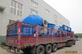 600Tpd T-paper Corrugated Paper Pulping Line Delivery Site