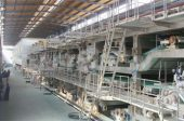 3200mm Double Fourdrinier Kraft Paper Machine