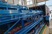 Pulping Line Equipment Delivery to Russia