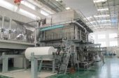 3000 Type Tissue Paper Production Line