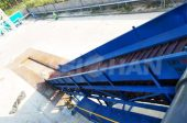 Drag Chain Conveyor For Conveying Waste Paper