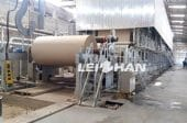 2200mm Kraft Paper Making Machine