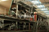 150T Corrugated Carton Production Line Machine