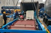 Chain Conveyor Shipped to Russia