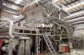 High Efficiency Tissue Paper Making Machine